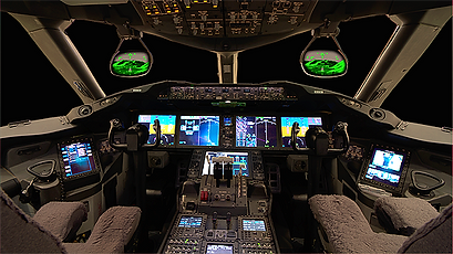 Cockpit Displays