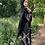 Thumbnail: Golden Leaf Abaya