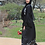 Thumbnail: Midnight Rose Abaya