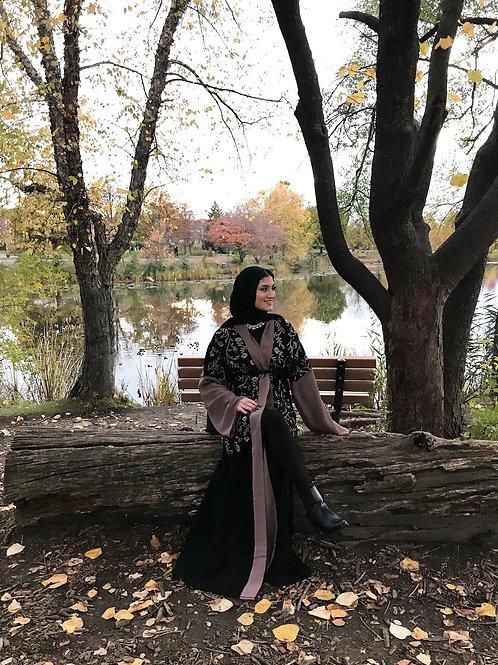 Sage Abaya