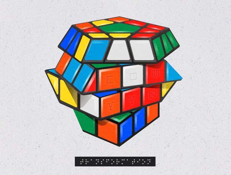 Transformational Stages in a Rubik's Cube