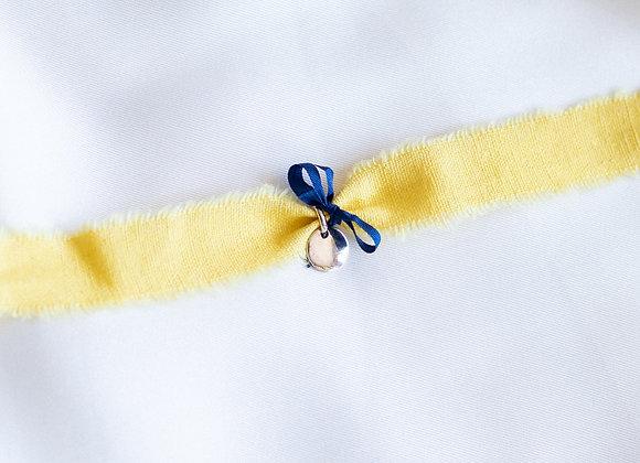 Bracelet Lien -TOURNESOL