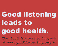 Good listening leads to good health_