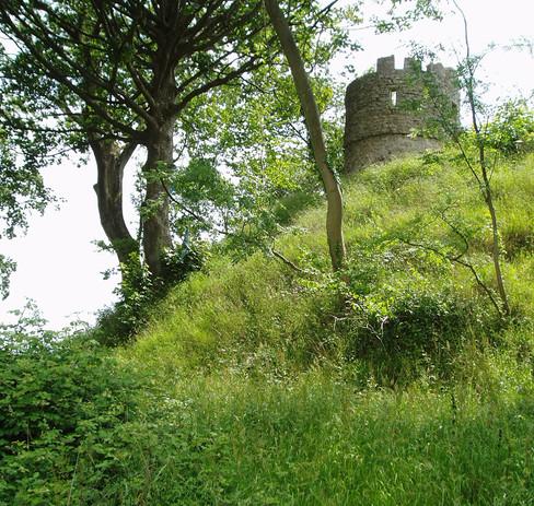 Aberlleiniog Castle Anglesey