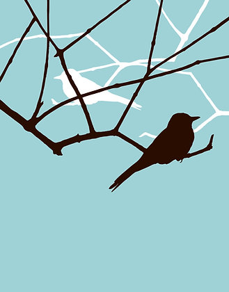 Liten fugl
