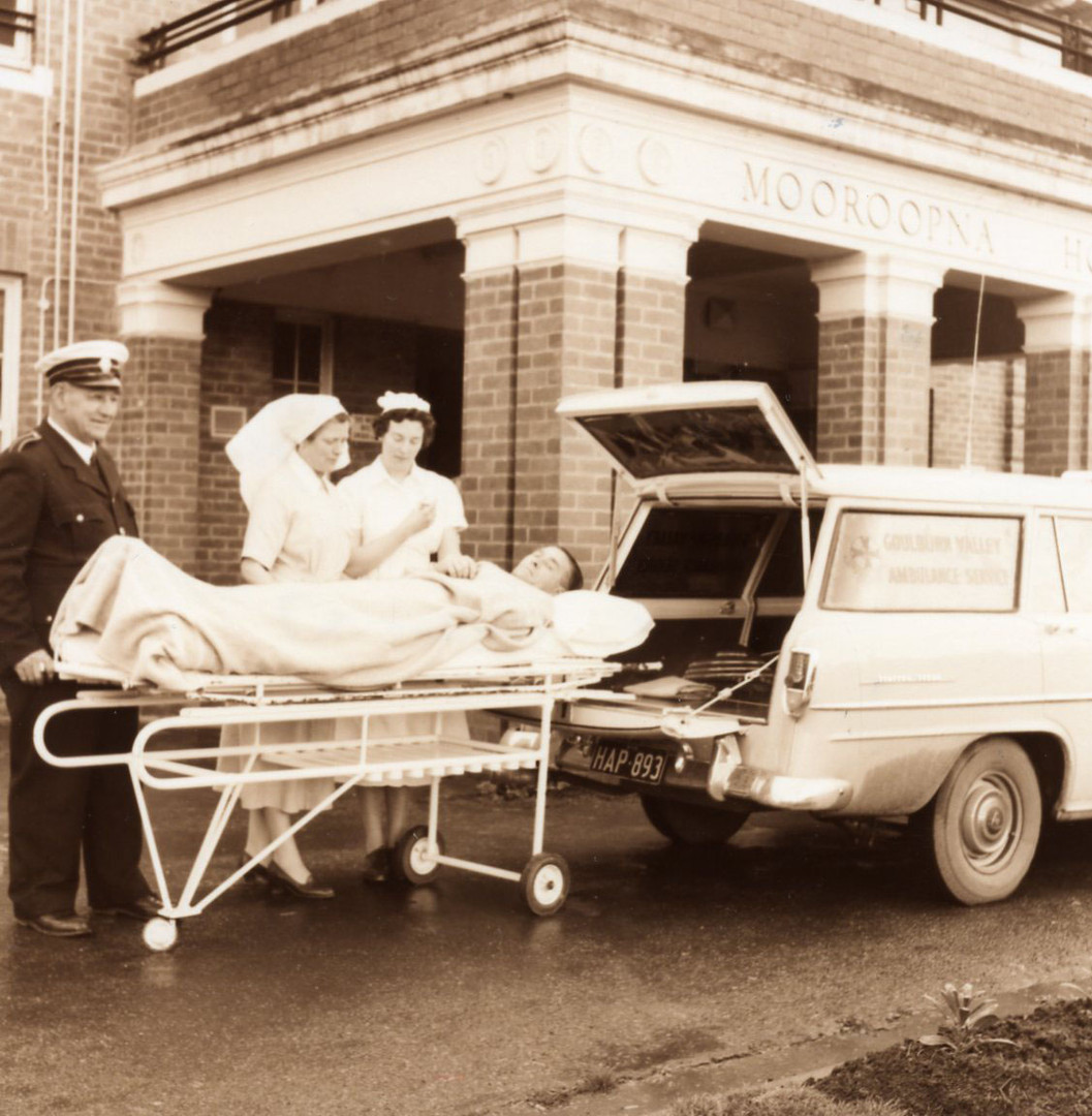 Mooroopna_Hospital_Ambulance_1950.jpg
