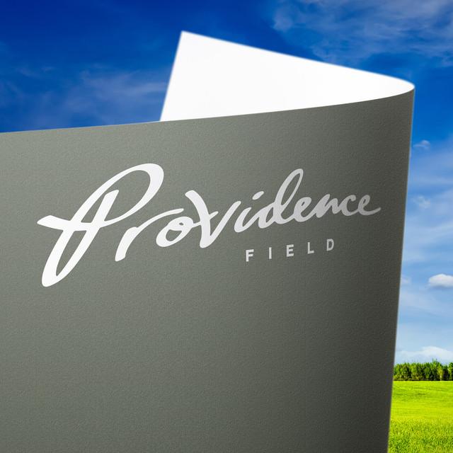 Providence Field Branding