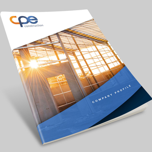CPE Construction Print Collateral