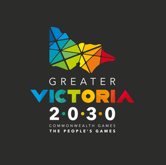 Victoria Commonwealth Games 2030 Bid Branding