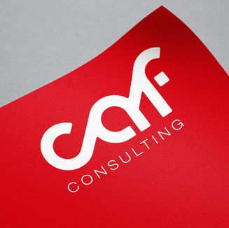 CAF Consulting Branding