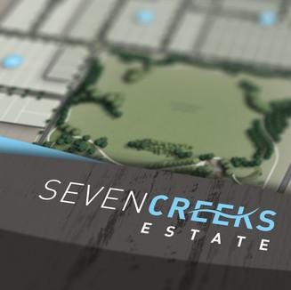 Seven Creeks Estate Branding