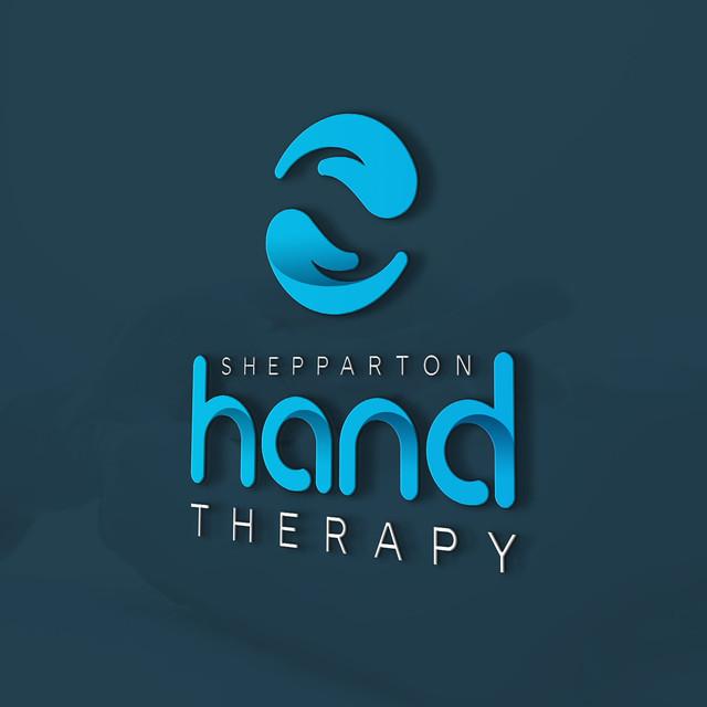 Shepparton hand Therapy Branding