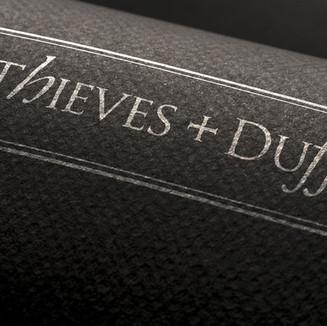 Thieves & Duffers Packaging