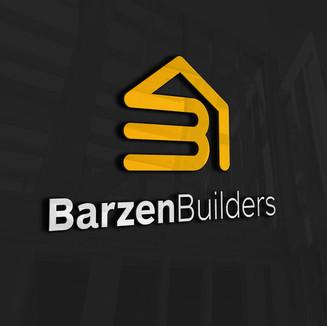 Barzen Builders Branding