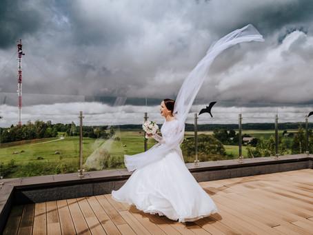 Ko tikėtis vestuvių dieną?