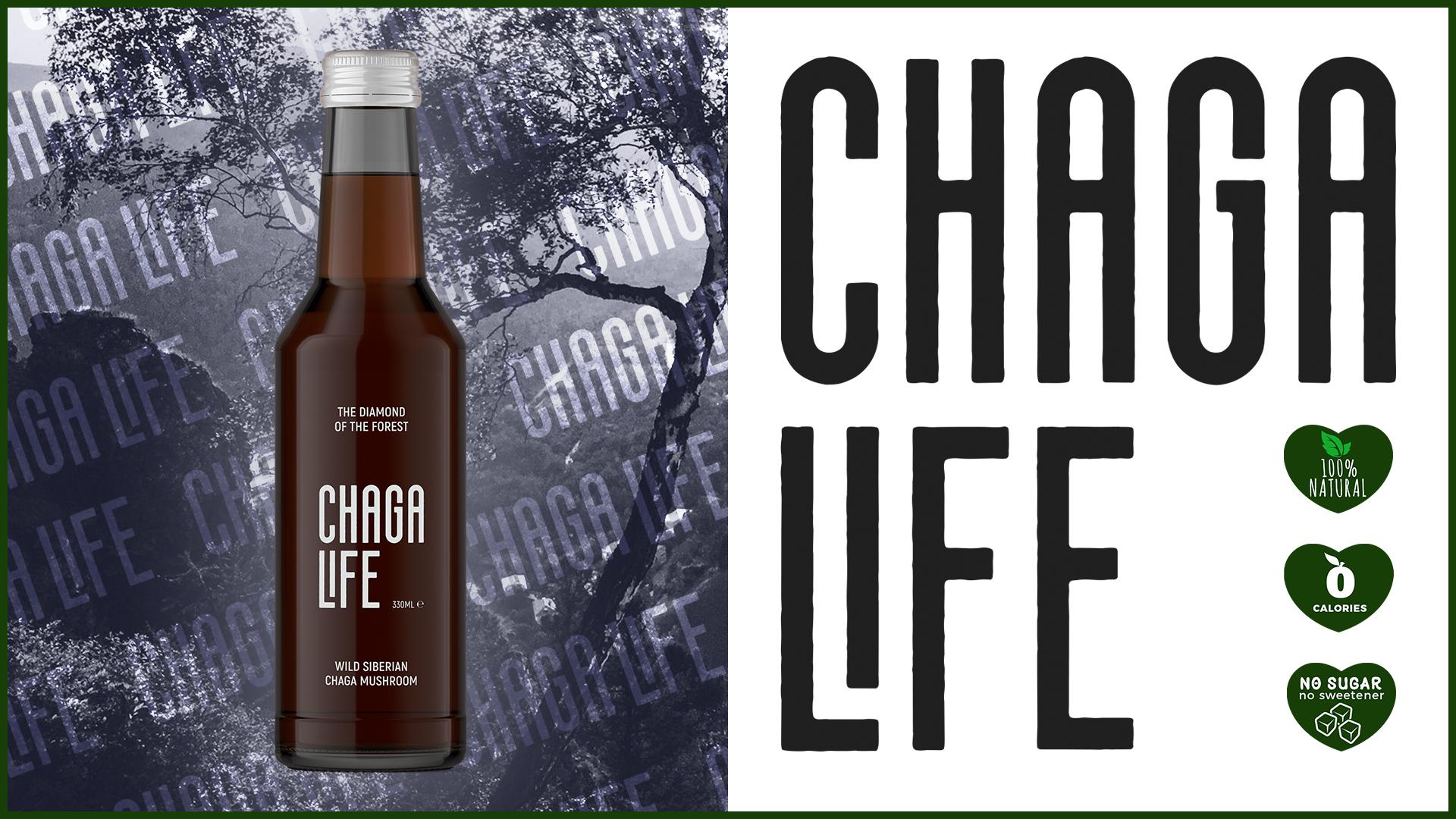 CHAGA LIFE | Product Launch