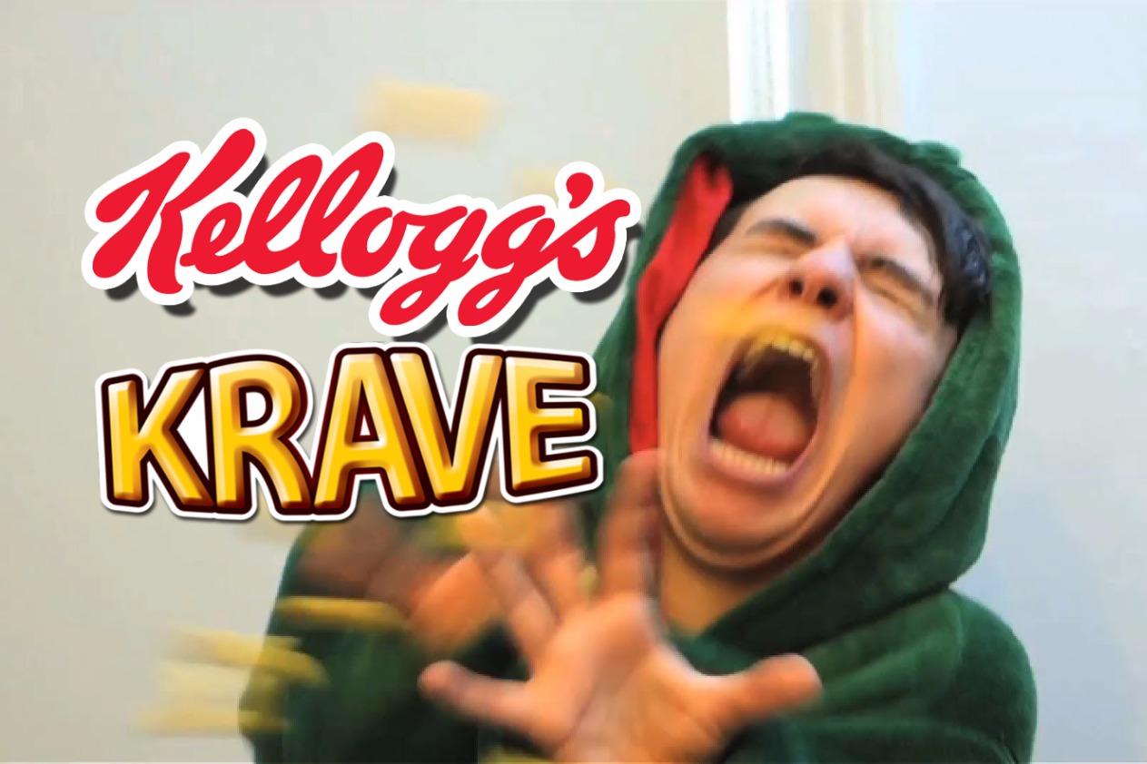 KELLOGG'S | Krave Challenges