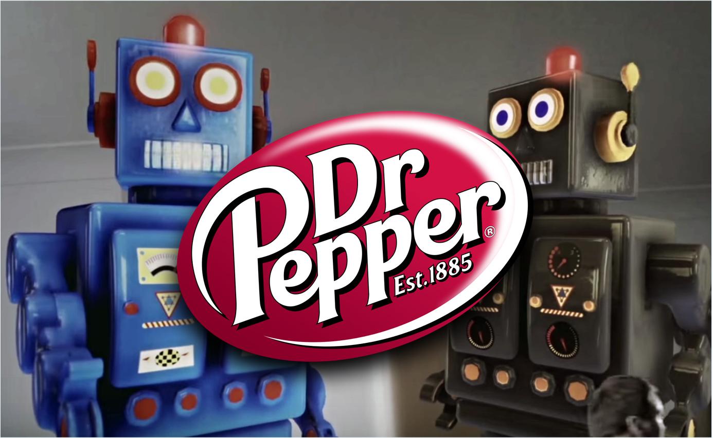 DR PEPPER | Where's My Sofa?
