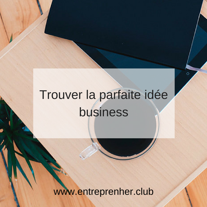 Idée entrepreneuriat