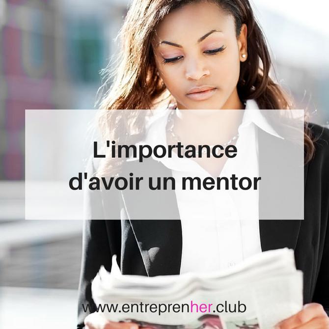L'importance d'avoir un mentor