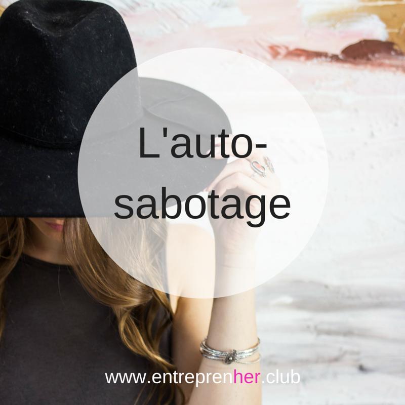 L'auto-sabotage