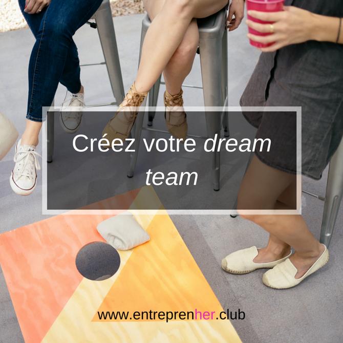 Créez votre dream team