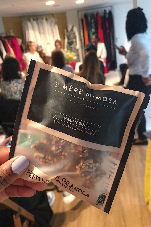 La mere Mimosa