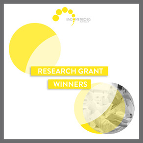 2020 Research Grant Winners Announcement
