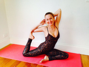 Yoga - My story, a tiny drop in a sea of Endometriosis Stories Worldwide