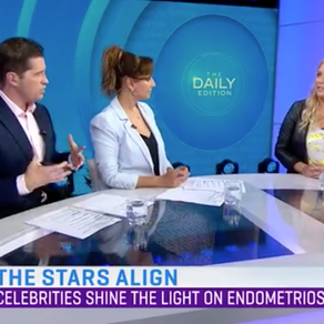 The Daily Edition: Celebrities shine a light on endometriosis