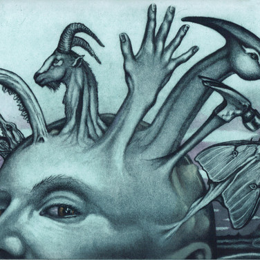 Cycle Nine-Trade- Wanderings of the Id A Suite of Dreams & Nightmares