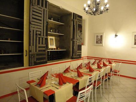 イタリア:Bianco Rosso(フィレンツェ)