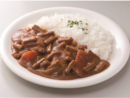 旭松食品さんの高野豆腐を使った「お肉なしカレーライス」レシピ