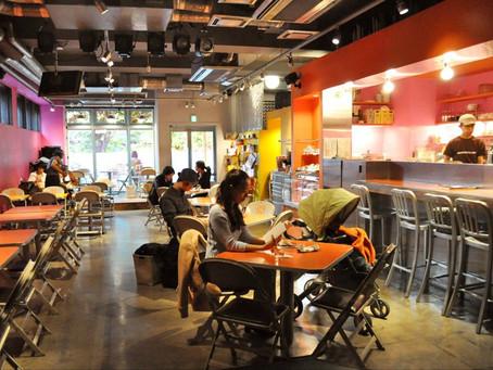 東京:KICK BACK CAFE(調布市 仙川)