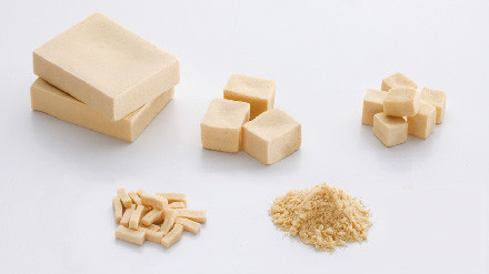 高野豆腐をカレーに!SNS投稿で旭松食品さんがプロジェクトに寄付してくださいます!