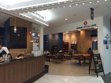 愛知県 : NORDIC STYLE CAFÉ(名古屋市 矢場町駅)