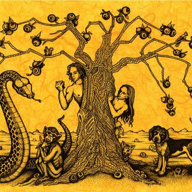 The First Beagle- Trade- Garden of Eden