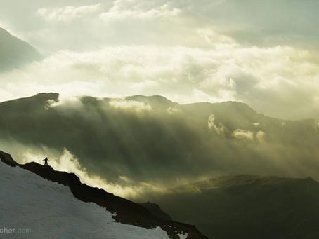 Die unendliche Weite der Dolomiten
