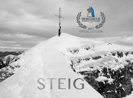 """Premiere des Dokumentarfilms """"STEIG"""" in der HFF Münchenl"""