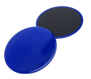 Gliding Discs for Core Training