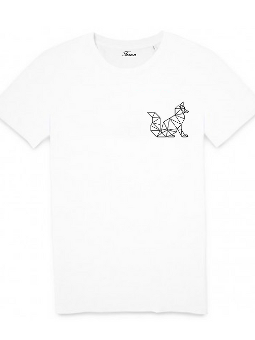 T-shirt - Fox coeur
