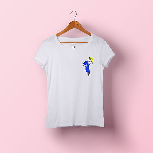 T-shirt Femme - F.Picasso coeur