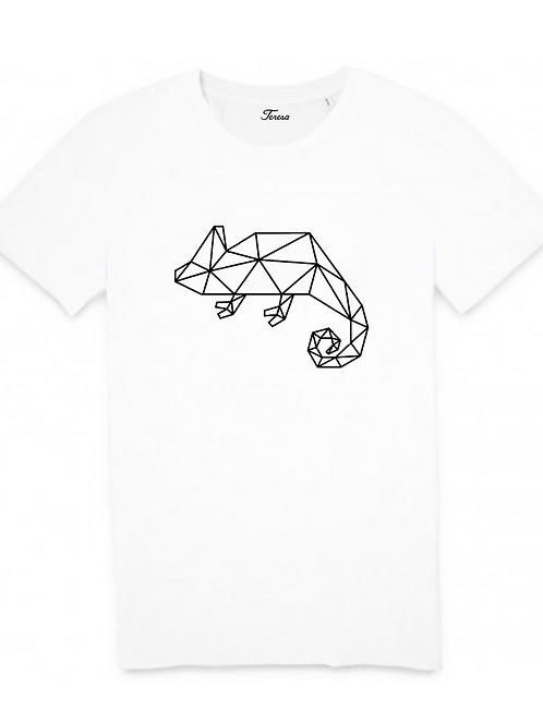 T-shirt - Caméléon