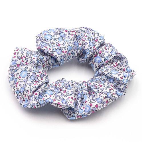 Chouchou Liberty fabrics - Bleu Eloise