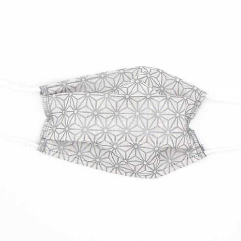 Masque en tissu à plis Saint-Pétersbourg - normes AFNOR