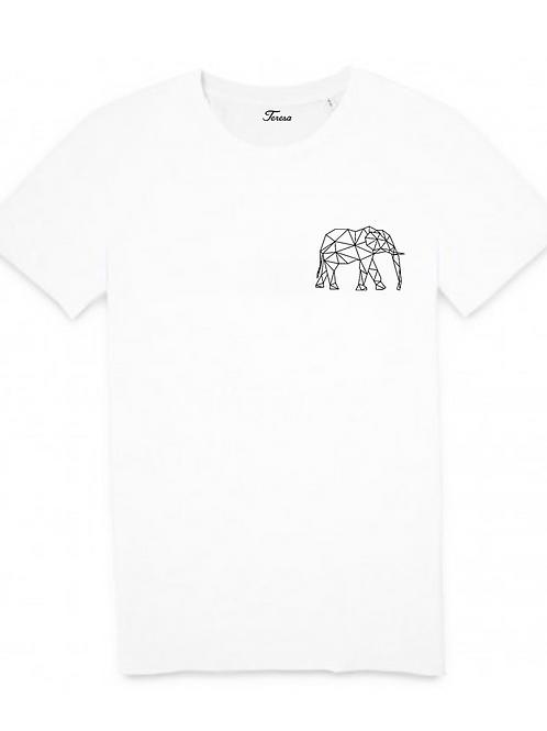 T-shirt - Elephant coeur