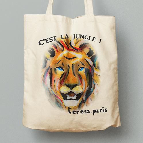 Tote bag - Lion
