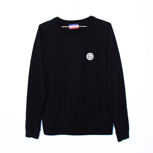 Pull Léger - Coudières Green Cashmere - Noir unisexe
