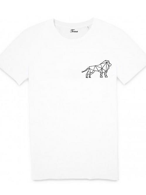 T-shirt - Lion coeur