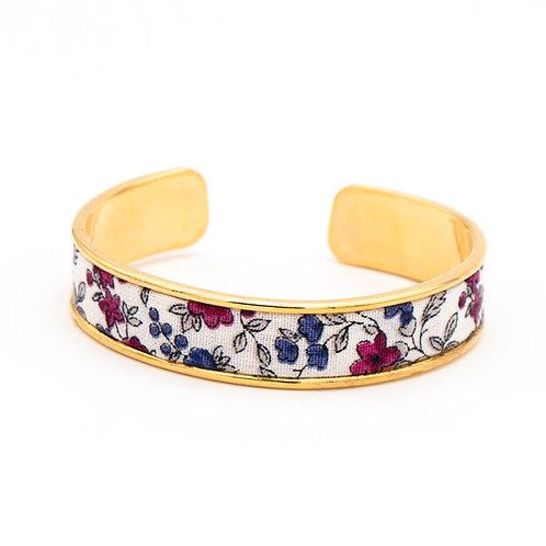 Bracelet laiton doré - Liberty Toulouse
